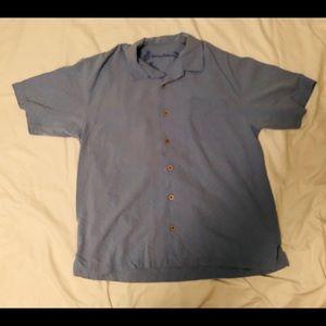 Tommy Bahama L Silk Shirt